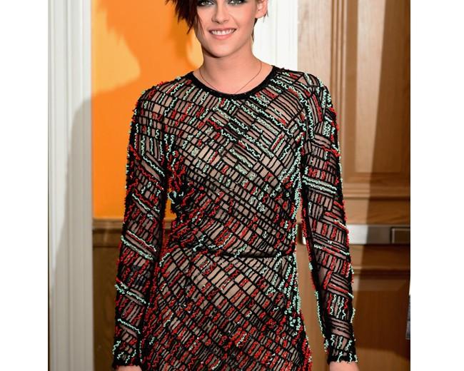 Why is Kristen Stewart taking a break from acting?