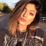 Kylie Jenner finally addresses those lip surgery rumours!