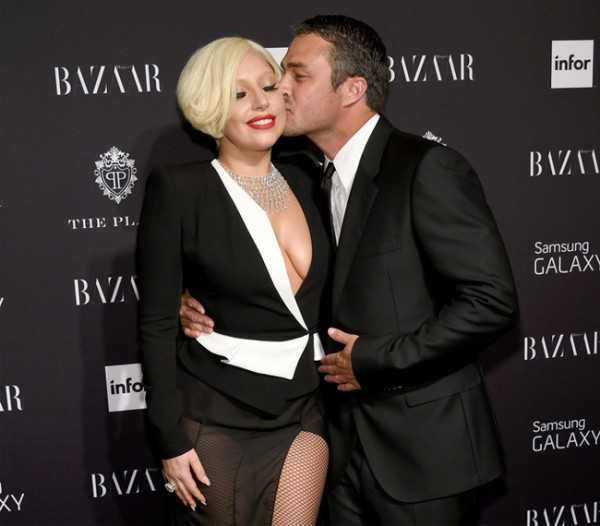 Are Lady Gaga and Taylor Kinney married or not?