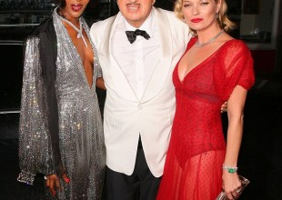Mario Testino celebrates 60th birthday with a massive blow-out party!