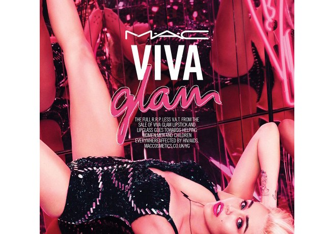 Miley Cyrus for MAC Viva Glam, Katy Perry's new tattoo, and Kim Kardashian is NOT pregnant!
