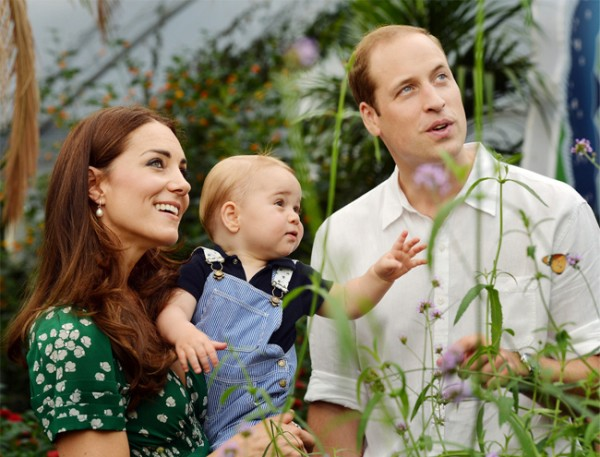 Prince William wants paps to stop stalking Prince George!