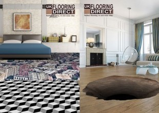 Printed flooring. Yay or Nay?