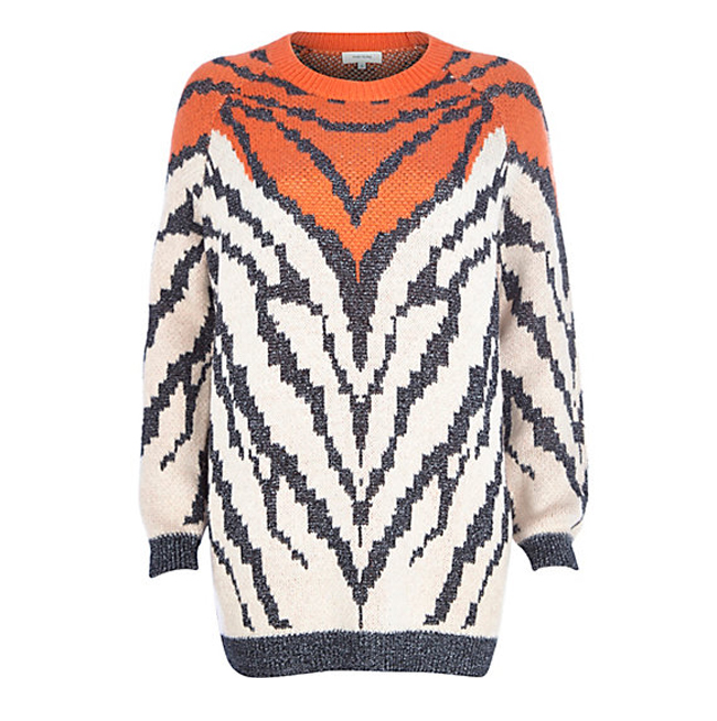 river-island-animal-print-sequin-jumper