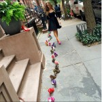 Sarah Jessica Parker gets in trouble for that photoshoot outside 'Carrie's' apartment…