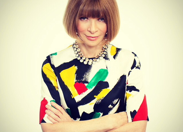 Anna Wintour to receive Outstanding Achievement Award