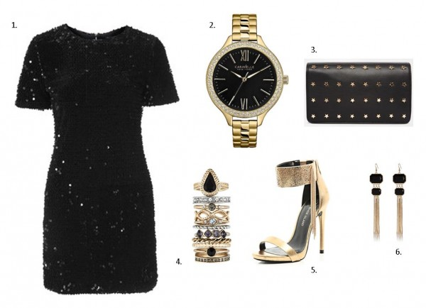 Party outfit inspiration: Time to sparkle this party season!