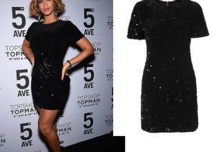 It's not very often you can get Beyoncé's look for just £68. Today you can.