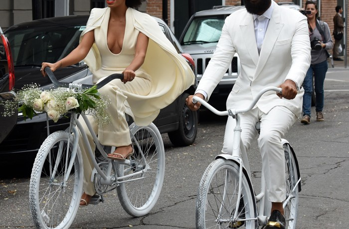 Solange Knowles breaks all the rules and the internet at her New Orleans wedding