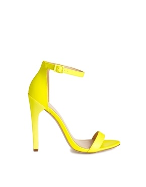 ASOS HIGHBURY Heeled Sandals
