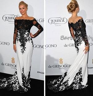 celebrity inspired dresses