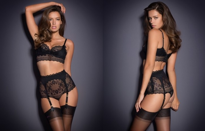 The sexy lingerie buy you must have on Valentine's day!