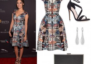 Channel Moran Atias in Temperley London Resort 2015