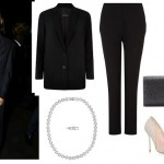 Get Rihanna's striking and chic Maison Margiela look