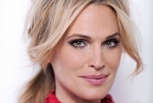 Five Minutes With Supermodel And Actress Molly Sims