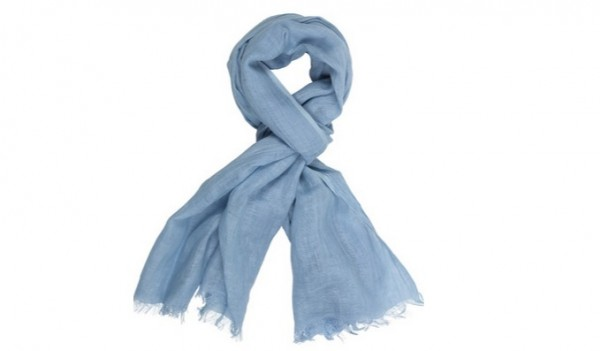 We Can't Leave Home Without This Lovely Linen Heidi Klein Scarf…