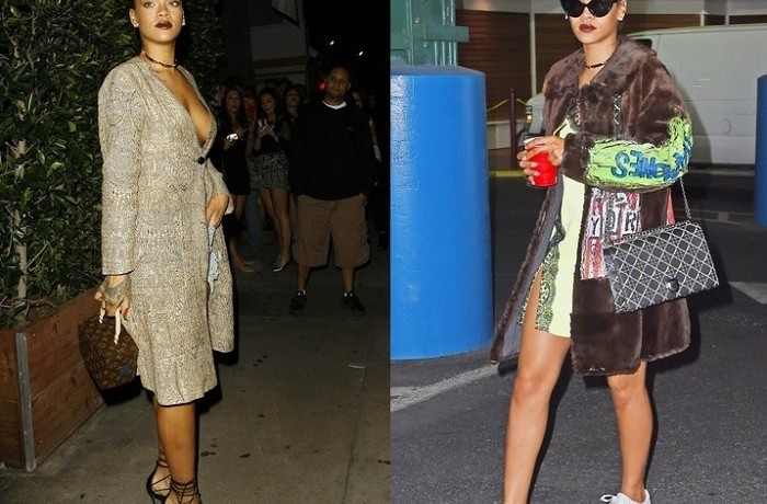 Rihanna: Take The Old, Make It Look New