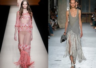 Spring trend we love? Fringe!