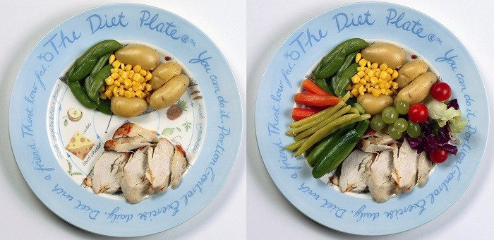 Shed those pesky pounds with the Diet Plate