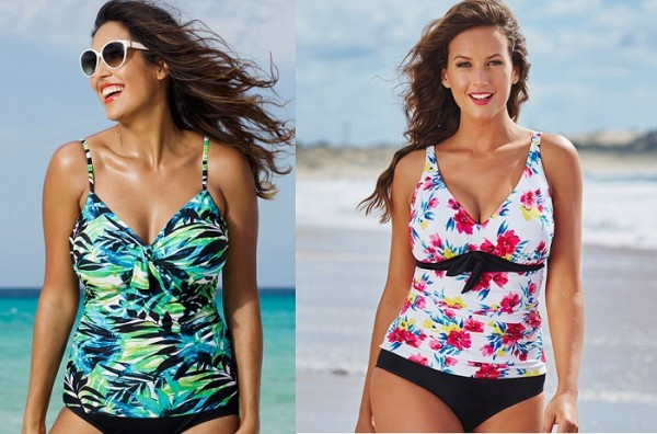 Don't dread swimsuit season. Embrace it with fab plus-size swimwear!