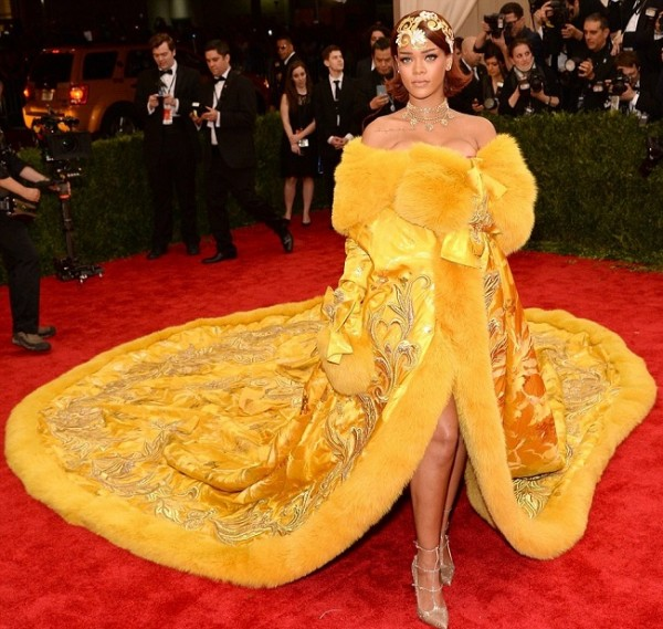 10 best dressed at the Met Gala 2015