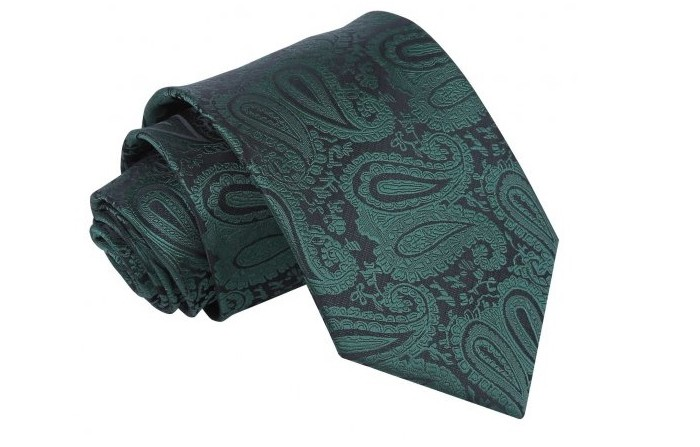 Is a paisley tie REALLY a good call for a wedding?