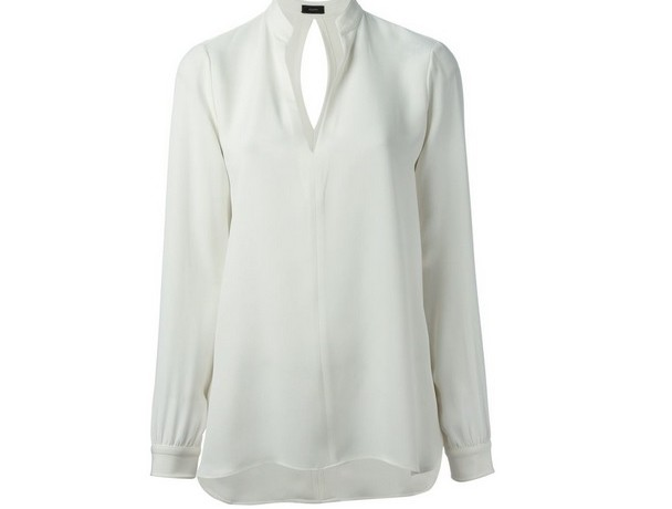As Essential As The LBD, The White Shirt Will Never Let You Down!
