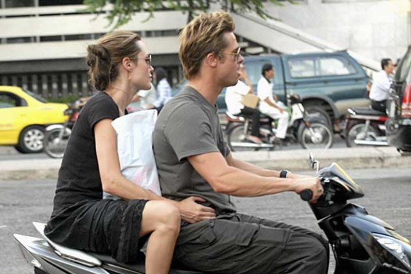 10 Celebrities Who Love Their Motorbikes