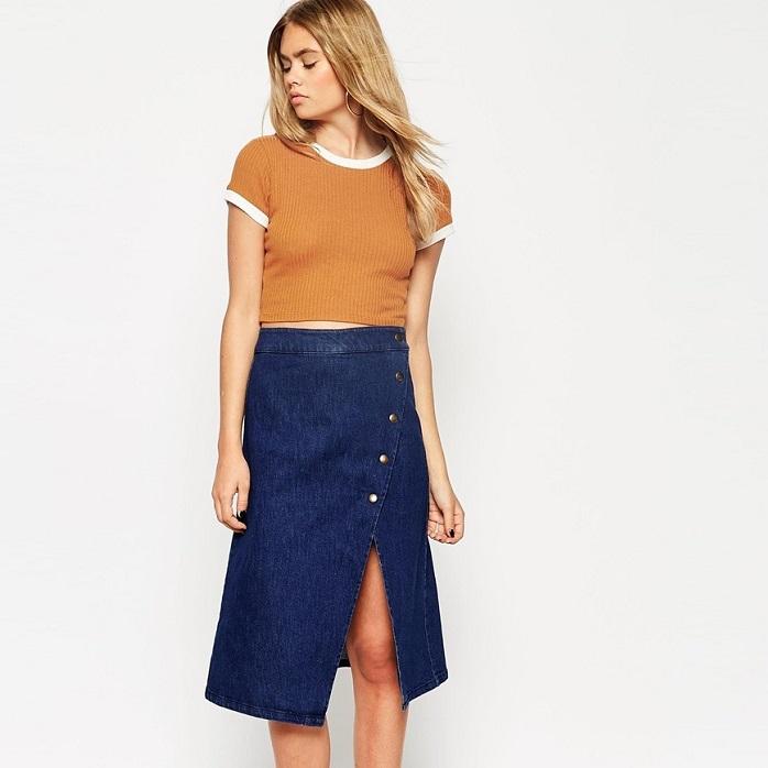 denim-midi-skirt