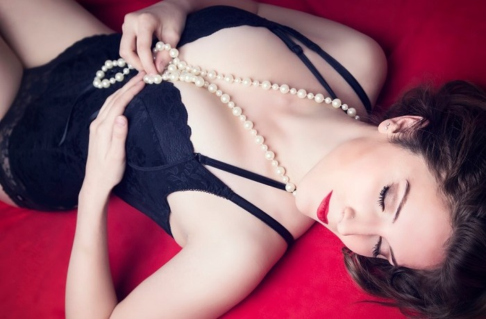Top tips for your boudoir photography session