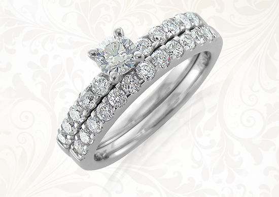Diamond Delight White Gold