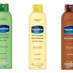Editors Pick: Vaseline Intensive Care Spray Moisturiser