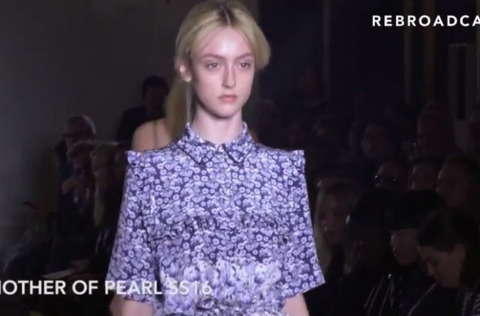 VIDEO: Watch London Fashion Week Live