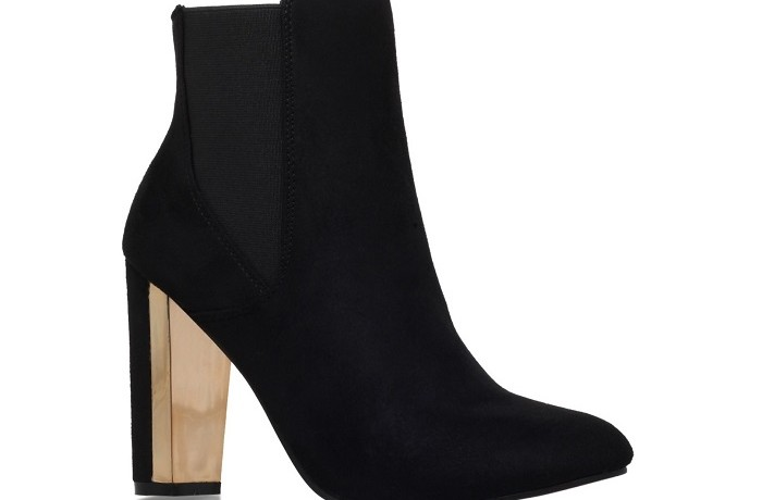 Sale Buy Of The Week: Kurt Geiger Black High Ankle Boots