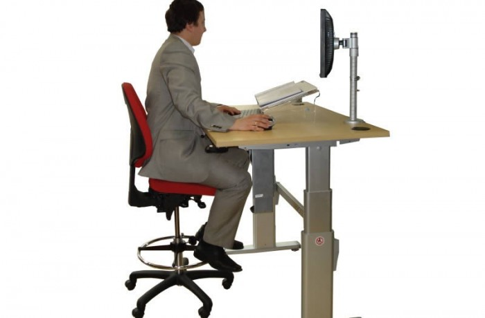Do Standing Desks Point to the Office of the Future?