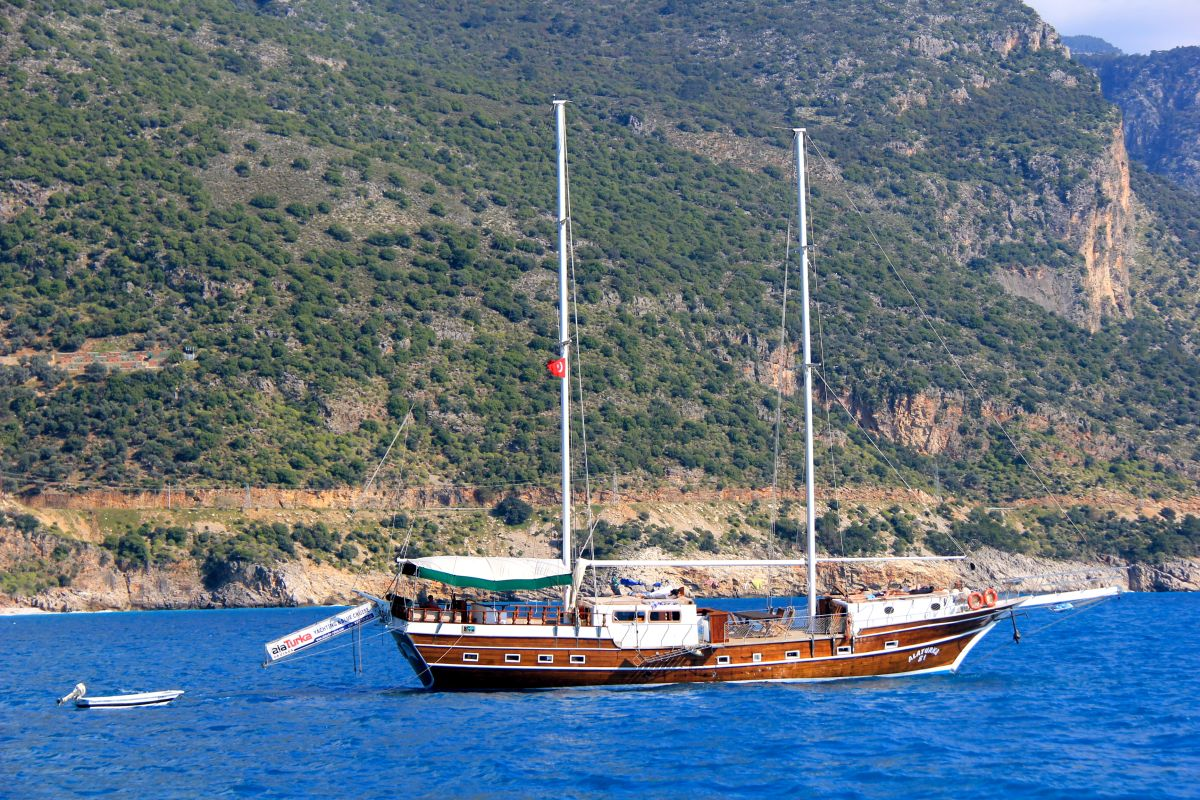 Alaturka Blue Cruise turkey 55