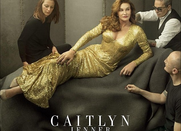 Caitlyn Jenner's Collaborating With MAC Cosmetics
