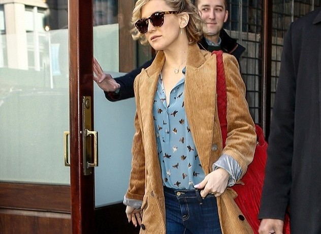 The 70's Are Here To Stay. Just Ask Kate Hudson (And Marc Jacobs)