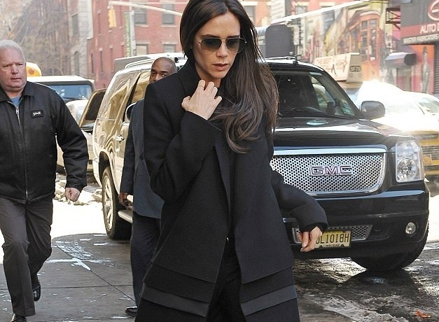 "Victoria Beckham ""Can't Do Heels"". Can It Be True?"