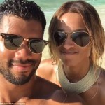 Ciara And Russell Wilson Announce Engagement!