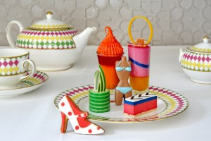 Afternoon Tea And Couture Cakes At The Berkeley!