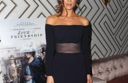 Kate Beckinsale Works The Off-Shoulder Trend At NYC Love & Friendship Premiere