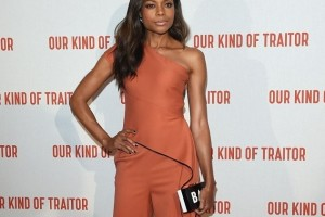 Naomie Harris Looks Absolutely Amazing At Our Kind Of Traitor UK Premiere