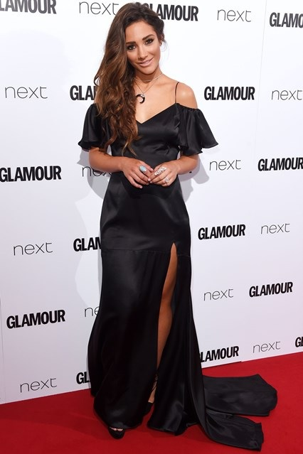 Frankie-Bridge-Glamour-Awards-2016