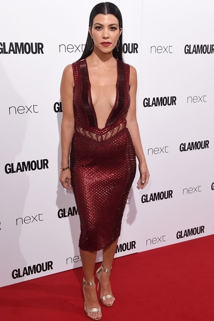 Kourtney-Kardashian-Glamour-Awards