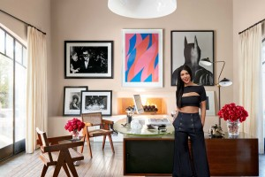 Video: Take A Peek Inside Kourtney Kardashian's Home