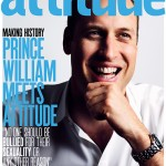 Prince William Makes History On The Cover Of Gay Magazine Attitude