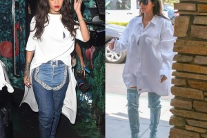 Denim Thigh-High Boots: Are You Loving Or Loathing It?