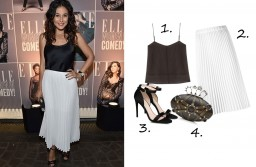 Outfit Inspiration: How To Wear The Pleated Skirt?