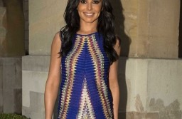 Yay or Nay? Cheryl Is Print-Tastic In Missoni At Simon Cowell's Summer Party
